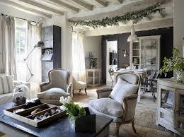 Exemple Déco Maison Style Campagne Chic
