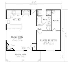 One Bedroom House Floor Plans Southwestobits Com