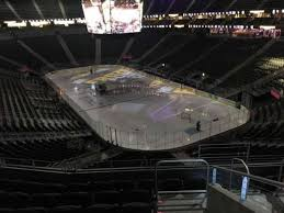 T Mobile Arena Section 118 Row G Home Of Vegas Golden Knights