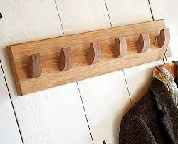 Solid Oak Coat Rack Best Solid Oak Coat Hook With 32 Hanging Pegs To Buy For New House