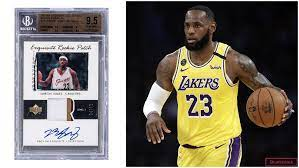 See more ideas about lebron james rookie card, lebron james rookie, lebron james. Lebron James Trading Card Sells For A Record Breaking 1 845 Million Guinness World Records