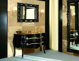 Gold Bathroom Black And Gold Bathroom Accessories Sets Beautiful Home Ideas