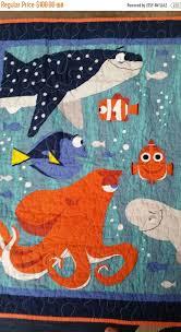 Finding Dory Crib Quilt, Finding Nemo Crib Quilt, Fish, Beach Crib ... & Finding Dory Crib Quilt, Finding Nemo Crib Quilt, Fish, Beach Crib Quilt, Adamdwight.com