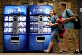 Water Bottle Vending Machine Adorable Bottled Water Industries New Wave Of Ordinances Dealing With