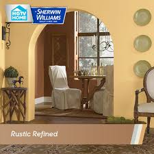 rustic paint colorsRustic Refined Color Collections  HGTV HOME by SherwinWilliams