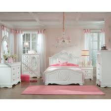 Childrens Beds And Furniture Girls White Bedroom Set Kids Complete ...