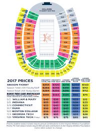 17 Surprising North Carolina Stadium Seating Chart