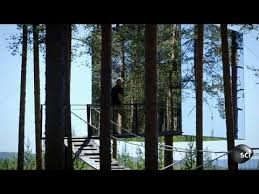 invisible tree house hotel. How To Build An Invisible Tree House | World\u0027s Strangest Hotel