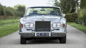 Boxing Legend Muhammad Alis 1970 Rolls Royce Silver Shadow Up For
