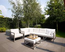patio lounge sets. Sectional Outdoor Lounge Furniture Patio Sets L