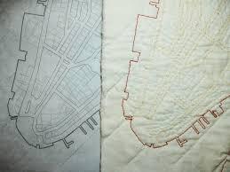 DIY - Map Quilting Kit of NYC | Haptic Lab & DIY Quilt - New York City Adamdwight.com