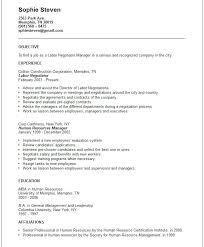 general resume objective on resume resume objective for general labor general resume example