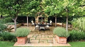 backyard designs. Sunken Terrace Backyard Designs A