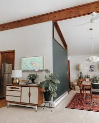 the best mid century modern paint colors