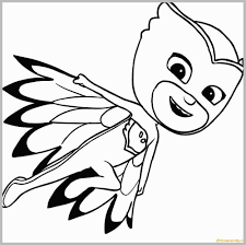 Pj Mask Coloring Pages Pleasant Printable Pj Masks Party Coloring