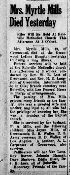 The Greenwood Commonwealth (Greenwood, Mississippi) 26 Aug 1943, Thu Page 1  - Newspapers.com