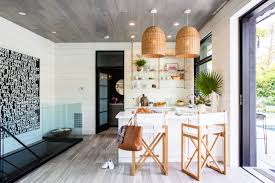 pool house interior. Delighful House How To Design A Show Stopping Pool House Sunset Magazine Throughout Interior E