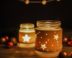 Decorating Candle Jars Christmas Mason Jars Decorating Christmas Mason Jar With Bailes 48