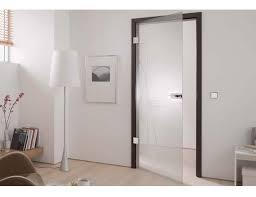 glass internal door