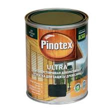 Купить <b>Деревозащитное средство Pinotex Ultra</b> Белый, 1л в ...