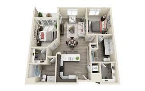 Eldora     Bedroom Apartments In Denver  South Broadway - Three bedroom apartments denver