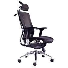 Desk Chairs : Ergonomic Office Computer Chair Mesh W Metal Base ...