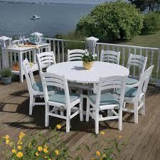 m 60 dining table plastic patio
