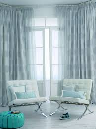 Light Blue Curtains Living Room Awesome Blue Curtain Designs Living Room Armandleeinfo