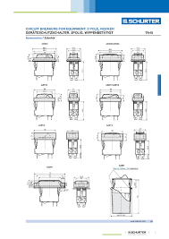 ta45 azz31 datasheet (pdf download) 11 14 page schurter Automotive Wiring Diagrams at Schurter Ta45 Wiring Diagram
