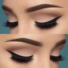 soft pink eye look with a perfect wing neutral eyeshadowblending eyeshadowneutral
