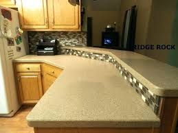 do it yourself countertop refinishing kit cabinet traditional