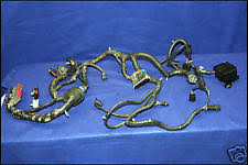mustang engine harness 03 04 ford mustang 4 6 ecu engine wiring harness 5 spd
