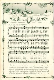 sheet music silent night silent night for use in your art raidensgrammie21 flickr