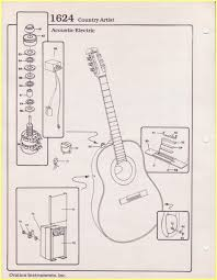 ovation parts catalog acoustic electric