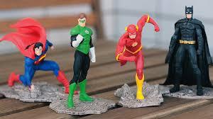 Обзор фигурок Justice League (<b>Schleich</b>) - YouTube