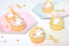 How To Unicorn Cupcakes Party Pieces Blog Inspiration