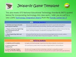 Jeopardy Game Template Jeopardy Game Template This template was created because most ...