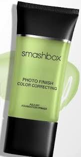 smashbox photo finish color correcting foundation primer adjust