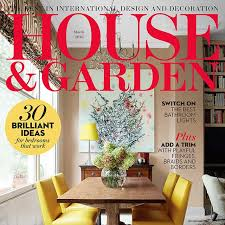 Small Picture House Garden Magazine March 2016 houseandgardencouk
