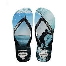 Details About Havaianas Mens Top Photoprint Sandal Black 45 46 Br 13 D M Us