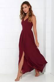 Hualong <b>Sexy Sleeveless</b> Short Burgundy Cocktail Dress in 2019 ...