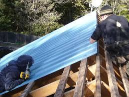 corrugated metal roof installation williston vt