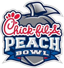 Peach Bowl Seating Chart 2018 Peach Bowl Wikipedia