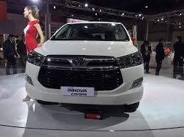 new car launches price in india2016 Toyota Innova Crysta Launch Price Specifications Images
