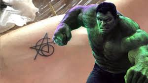 Mark Ruffalo Clears Up Rumors About Avengers Tattoo