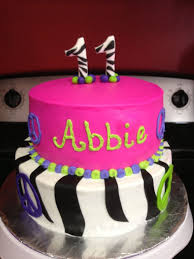 the 35 best images about 11 girls birthday on pinterest 11 Year Old Cakes a 11 year old birthday cake!!! zebra and peace signs cakes for 11 year old girls