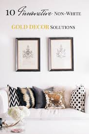 White And Gold Decor Livia Boerger Love Always Liv Google