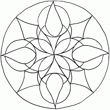 ) the word 'mandala' means circle and there are incredibly beautiful historic examples of artwork created in this circular form. Free Printable Mandala Coloring Pages For Kids Coloring Home