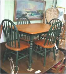 captivating cottage white dining set country style solid gray wicker simple living vintner chairs