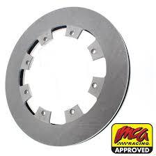 Speedway Pro Lite Vented Brake Rotor 11 75 X 81 Inch